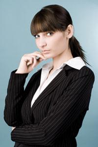 Make up деловой женщины
