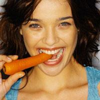 Морковь и другие продукты для здоровья глаз