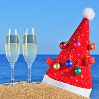 Новый год... пора на море!