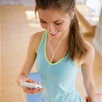 Как сделать тренировки более эффективными при помощи музыки