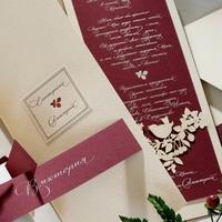 Каким может быть приглашение на свадьбу