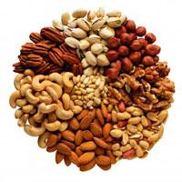 Как похудеть на орехах