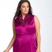 Идеи новогодних нарядов для женщин «в теле»