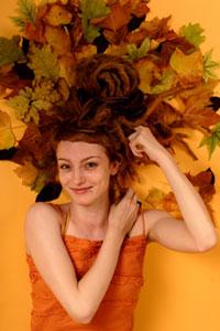Мода золотой осени 2008