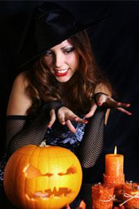 Празднуем Хэллоуин