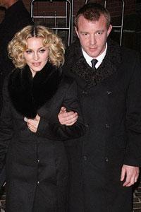 Развод года: Мадонна and Гай Ричи