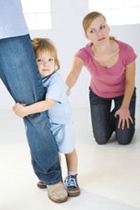 Развод родителей: как его переживает ребенок