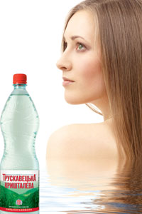 SPA-вода предотвращает старение кожи