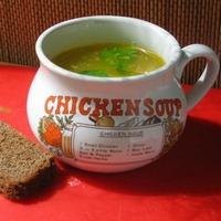 Исследования подтвердили, что куриный суп помогает бороться с симптомами гриппа и простуды