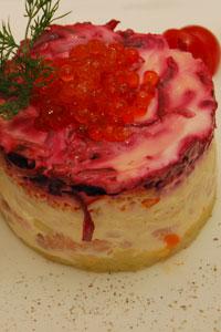 Селедка под шубой: новые вариации классического блюда