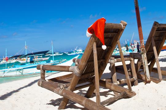 Зимний отдых на море: чем он полезен?