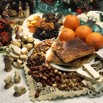 Готовимся к рождественскому застолью