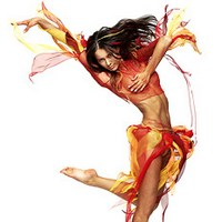 Упражнения для проблемных зон на основе латиноамериканских танцев