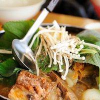 Особенности корейской кухни