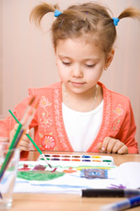тайна детского рисунка, рисунки детей, что рисуют дети