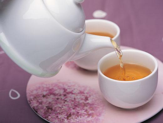 4 чашки чая в день снижают риск инсульта на 21 %