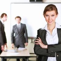 Особенности работы дамы в мужском коллективе