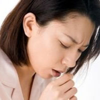 Средняя продолжительность кашля составляет не менее 18 дней