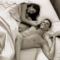 Хороший сон способствует укреплению отношений в паре