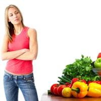 Диета против жира в области живота