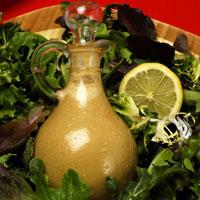 Фирменные заправки для салатов