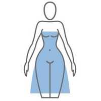 Как одеваться женщинам с фигурой груши