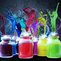 Характер ребёнка и цветовые предпочтения
