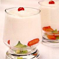 Йогурт - хороший источник полезных питательных веществ зимой