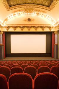 Французы чаще других европейцев ходят в кинотеатры