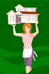 Домохозяйка: как не потерять себя