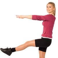 Как сделать идеальными слишком худые ноги
