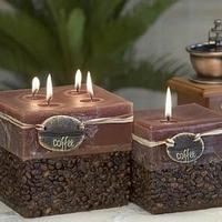 Процесс изготовления различных свечей в домашних условиях