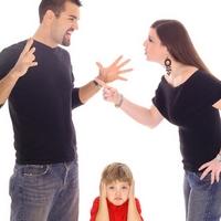 Вы, семейные конфликты и ребёнок