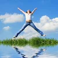 Позитивное мышление может помочь найти свою половинку