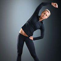 15-минутная зарядка для укрепления мышц спины