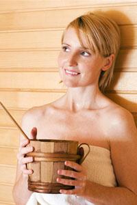 Сауна — отличный способ похудеть и оздоровиться