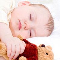 Дети, которые достаточно спят, имеют хорошую память