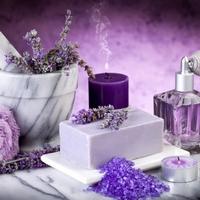 Загадочный фиолетовый цвет