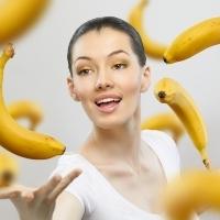 Избавление от головной боли при помощи бананов