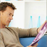 Почему мужчины читают женские журналы