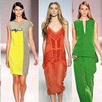 Как сочетать между собой различные цвета в одежде