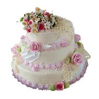Как правильно подобрать свадебный торт