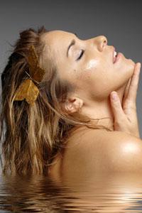 Термальная вода - глоток прохлады для кожи