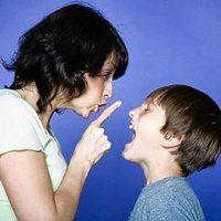 Упрёки - плохой метод воспитания детей