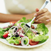Мелко нарезанная пища стимулирует похудение