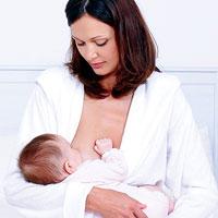 Грудное вскармливание может снизить риск рака у кормящей мамы