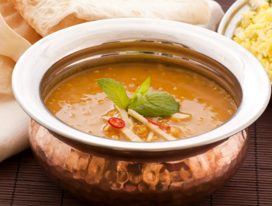 Китайский суп - идеальное средство от похмелья