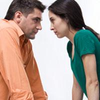Как реагировать на бывшую жену мужа