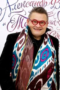 Александр Васильев впервые представит в Киеве моноспектакль «Голливуд и мода»