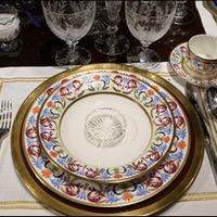 Большие тарелки способствуют перееданию